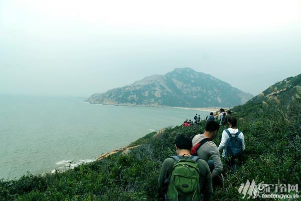 珠海高栏岛海岸线穿越-户外活动图